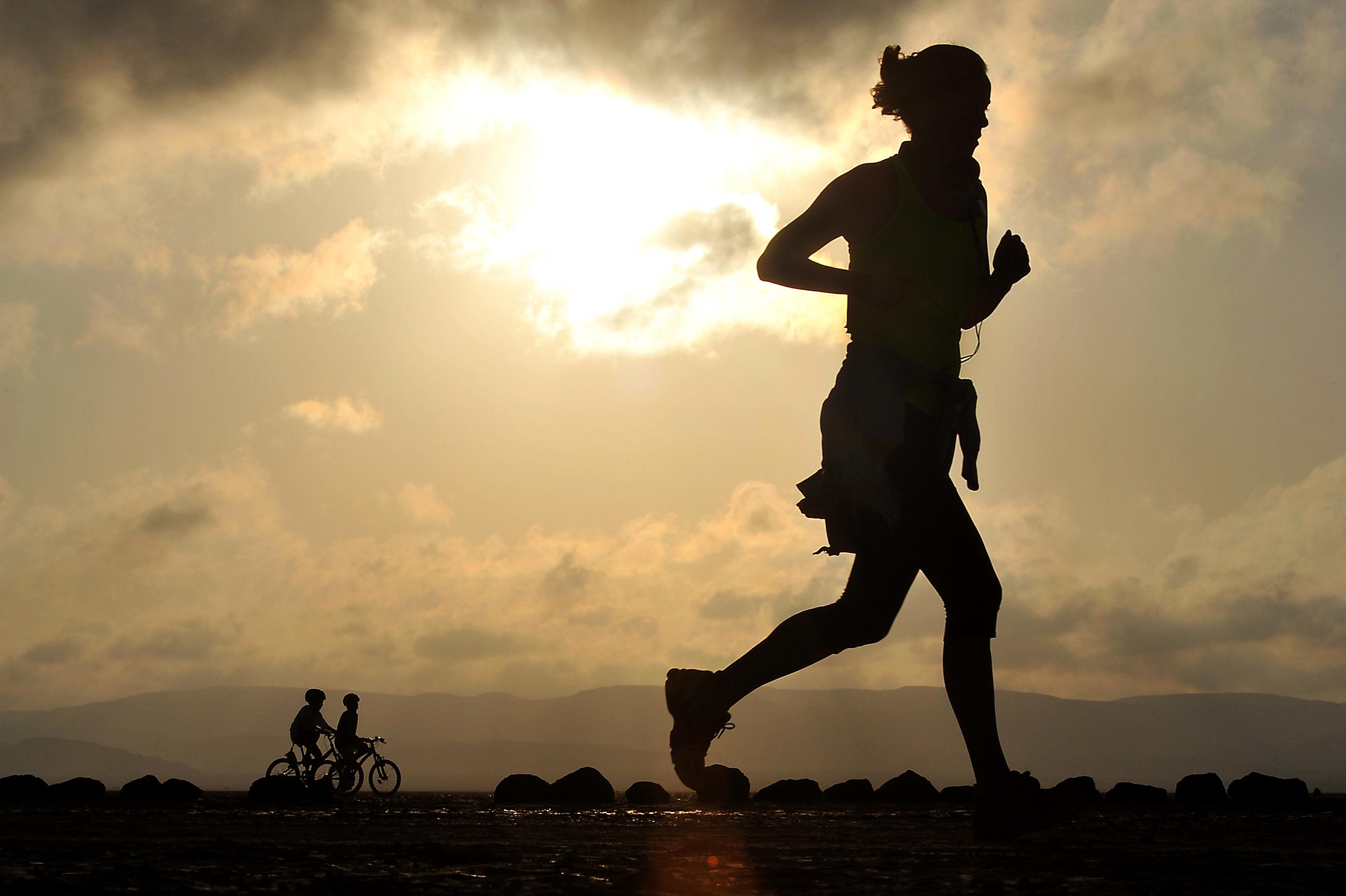 【ダイエット】月100km走ってみました。変化は?痩せた?