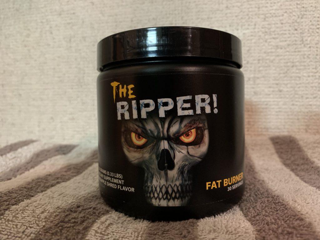【ダイエット】ファットバーナー『Cobra Labs ザ・リッパー』は痩せるのか?使ってみます。