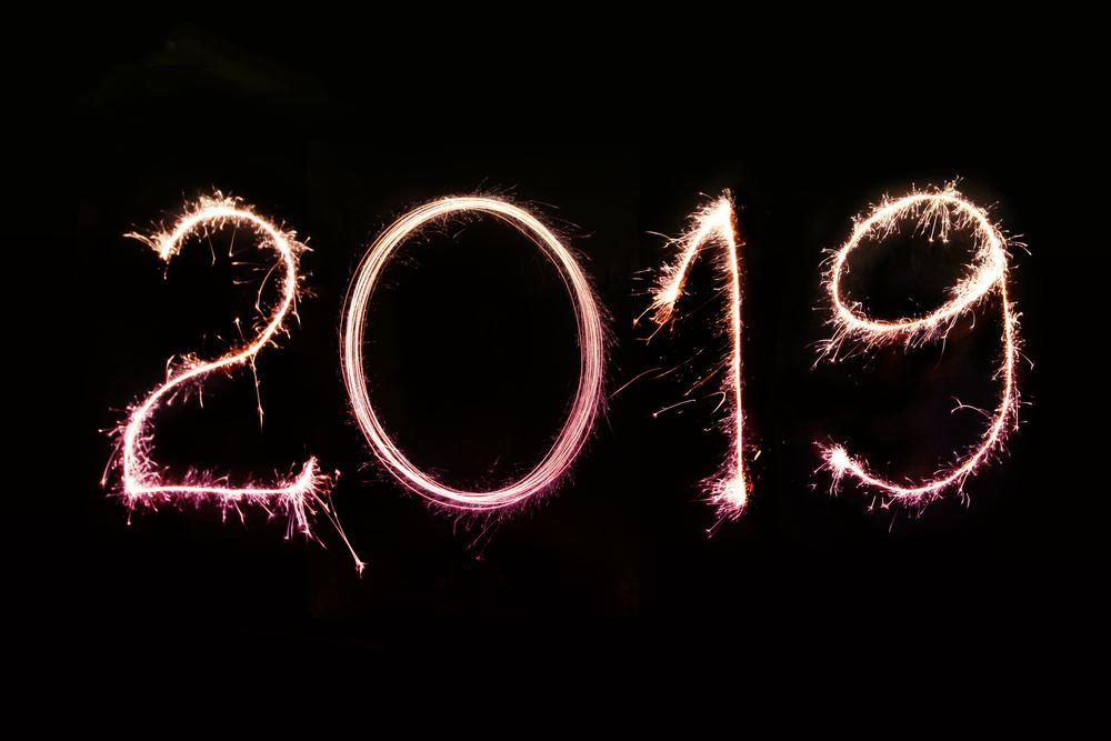 2019年 自分にあった出来事 まとめ。今年もお世話になりました。